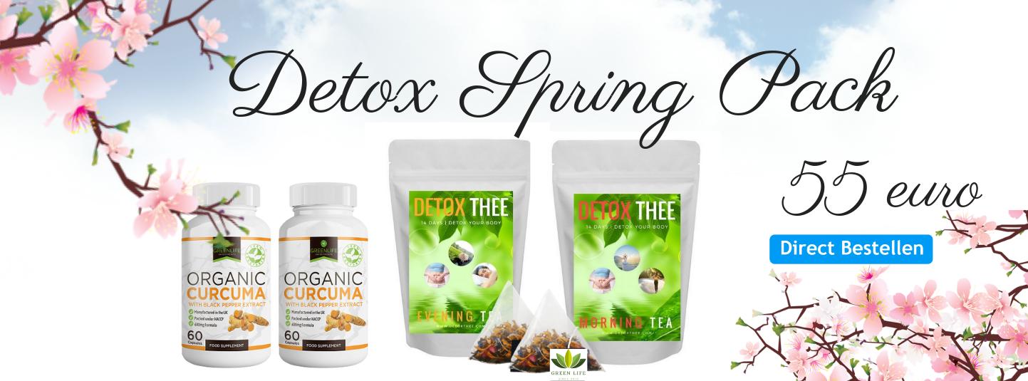 Detox Spring Pack