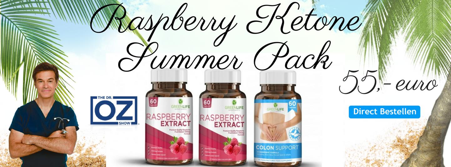 Raspberry Summer Pack